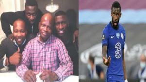 Rudiger (& brother) demanding huge pay- rise to stick wth Chelsea