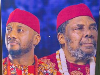 Yul Edochie and Father Become Brand Ambassador for Life Beer