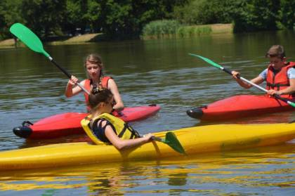 The Puisaye Forterre Canoë-Kayak turns 20: what's scheduled for September 12 on the Etang de Toucy