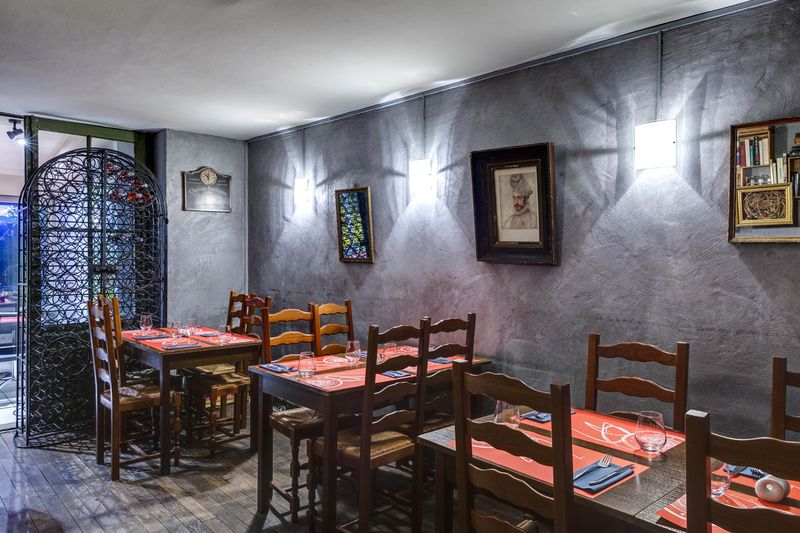 Restaurant Tapas Lyon 5
