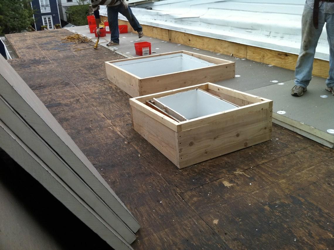 Image Result For Flat Roof Skylight De