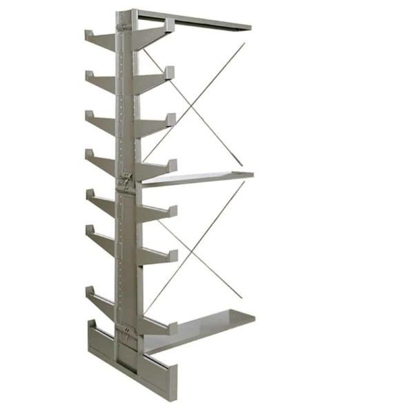 double face bar and pipe storage rack add on
