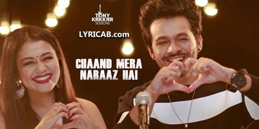 Chaand Mera Naraaz Hai song lyrics