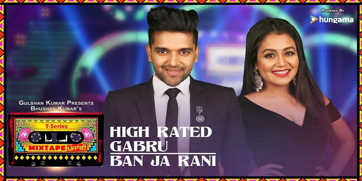 High Rated Gabru + Ban Ja Rani song lyrics