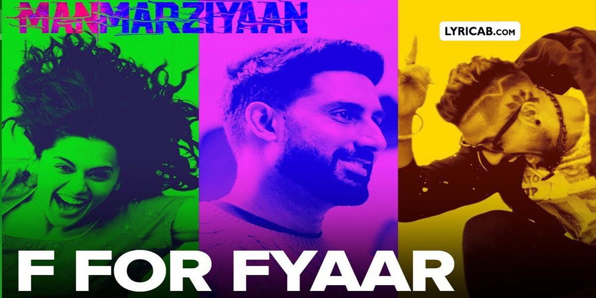 F for Fyaar song lyrics