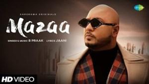 Mazaa-lyrics-hindi-english-Lyrics