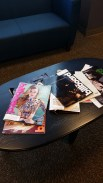 Green Room magazines