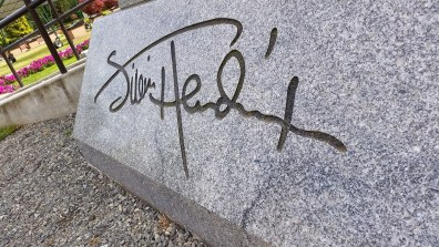 Jimi Hedrix memorial