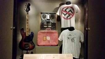 Nirvana exhibit