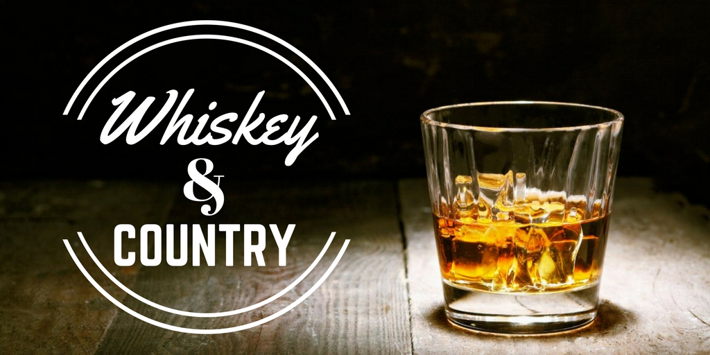 Whiskey & Country: Raise A Glass To The Weekend Y'All