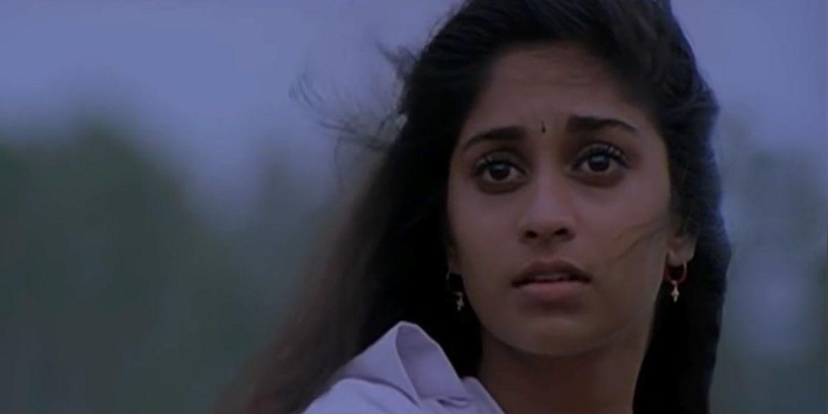 Evano Oruvan Song Lyrics In English – Alaipayuthey Tamil