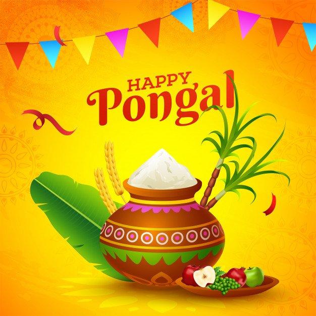 Pongal Whatsapp status