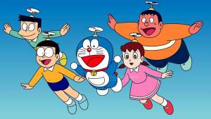 Read more about the article Doraemon Song Lyrics  – Zindagi Sawaar Doon