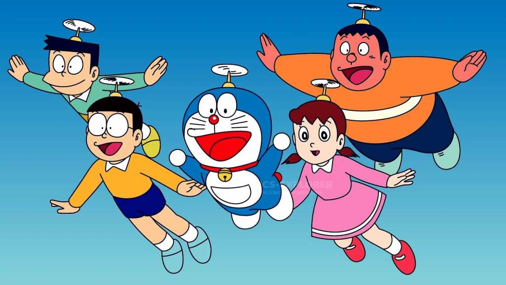 Doraemon song Lyrics - Zindagi Sawaar Doon