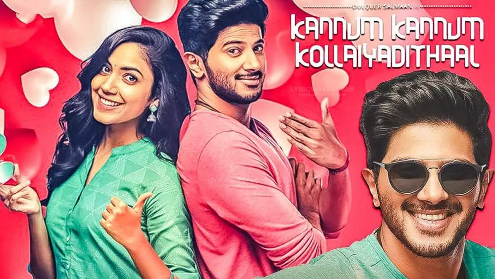 Ennil Nee Song Lyrics in English - Kannum Kannum Kollaiyadithaal tamil (2020) Lyrics Download in PDF