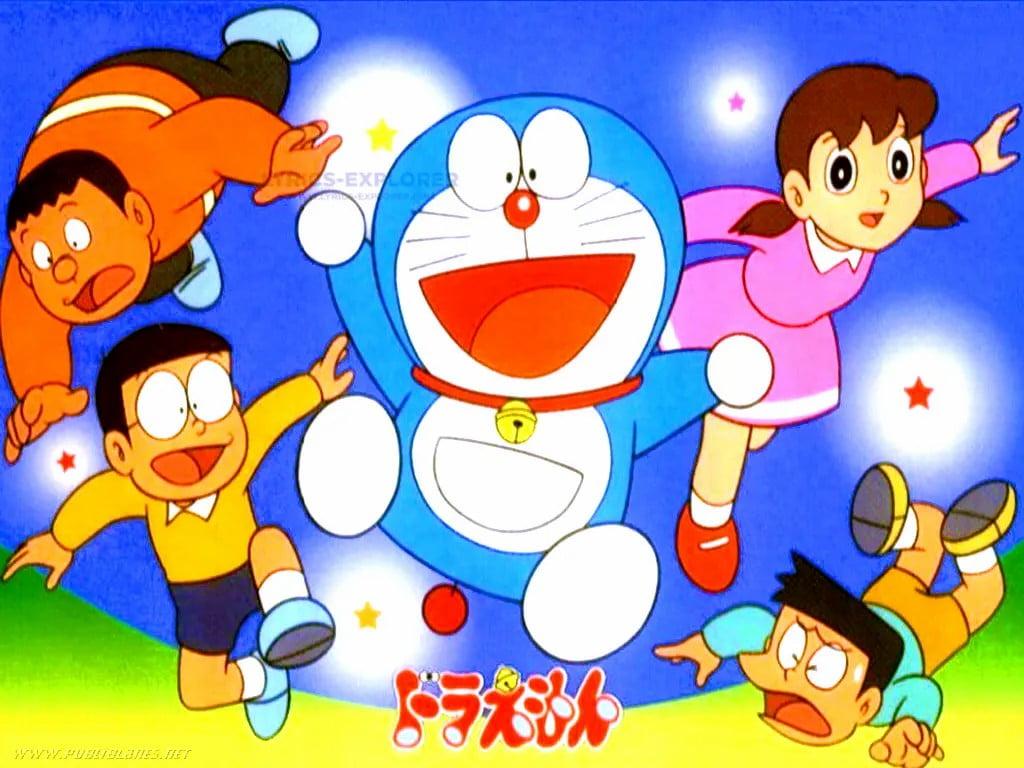 Doraemon Ki Nayi Movie Wallpaper - allwallpaper