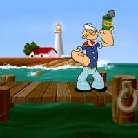 Popeye The Sailor man theme song lyrics