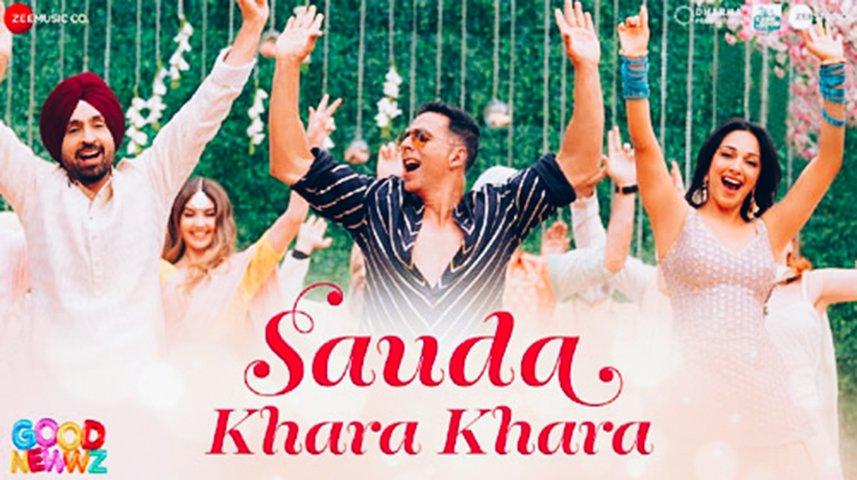 You are currently viewing Sauda Khara Khara Lyrics – Good Newwz