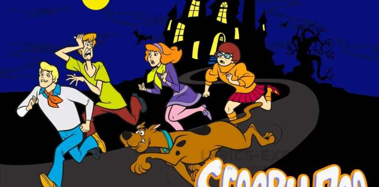 Scooby doo title song lyrics in English