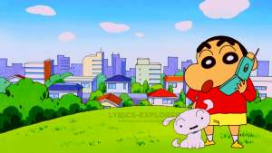 Read more about the article Shinchan Theme TITLE Song Lyrics in English lyrics download