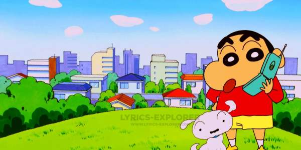 Shinchan Theme TITLE Song Lyrics in English