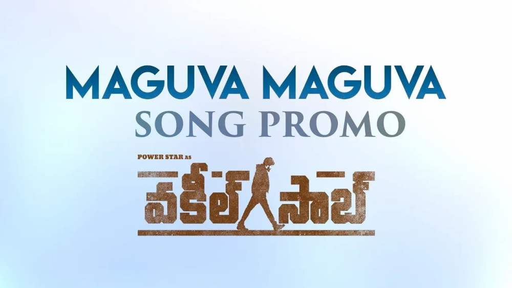 Vakeel Saab Telugu Movie Lyrics