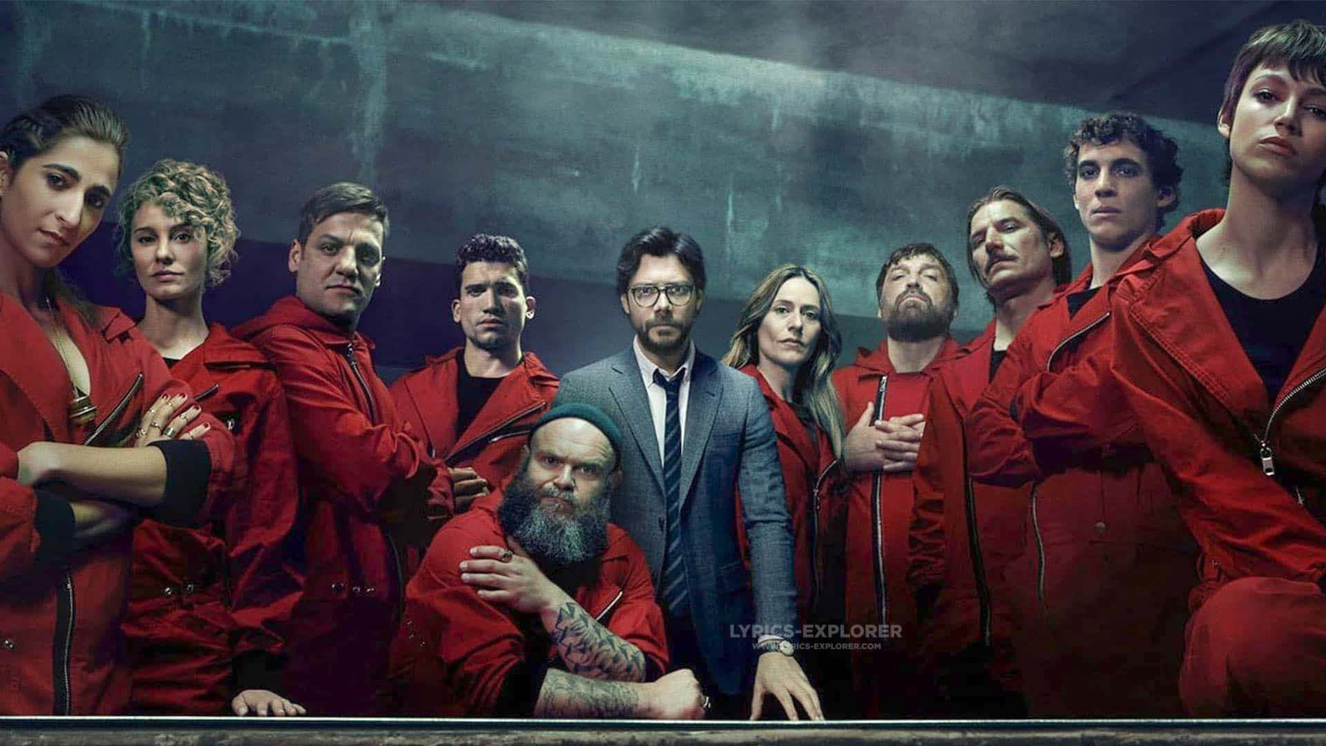 You are currently viewing Money heist Bella ciao ciao ciao in Lyrics Tamil