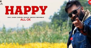 Read more about the article Happy Aagide lyrics in English free download Kannada ALL OK