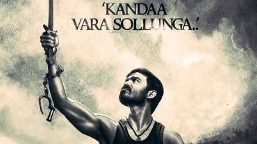 Kandaa Vara Sollunga Lyrics