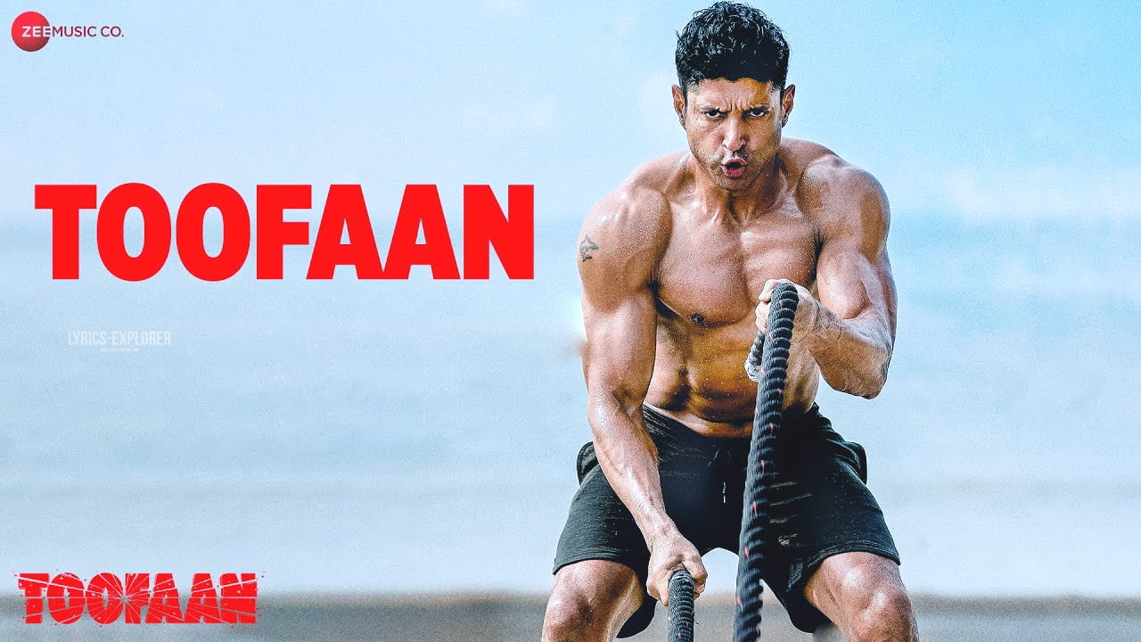 You are currently viewing Toofaan Title Track Lyrics – Toofaan songs lyrics free download