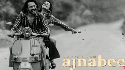 Image result for ajnabee song by bb