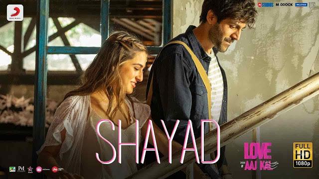 Shayad Lyrics in Hindi