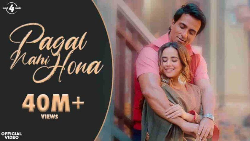 Pagal Nahi Hona Hindi Lyrics – Sunanda Sharma