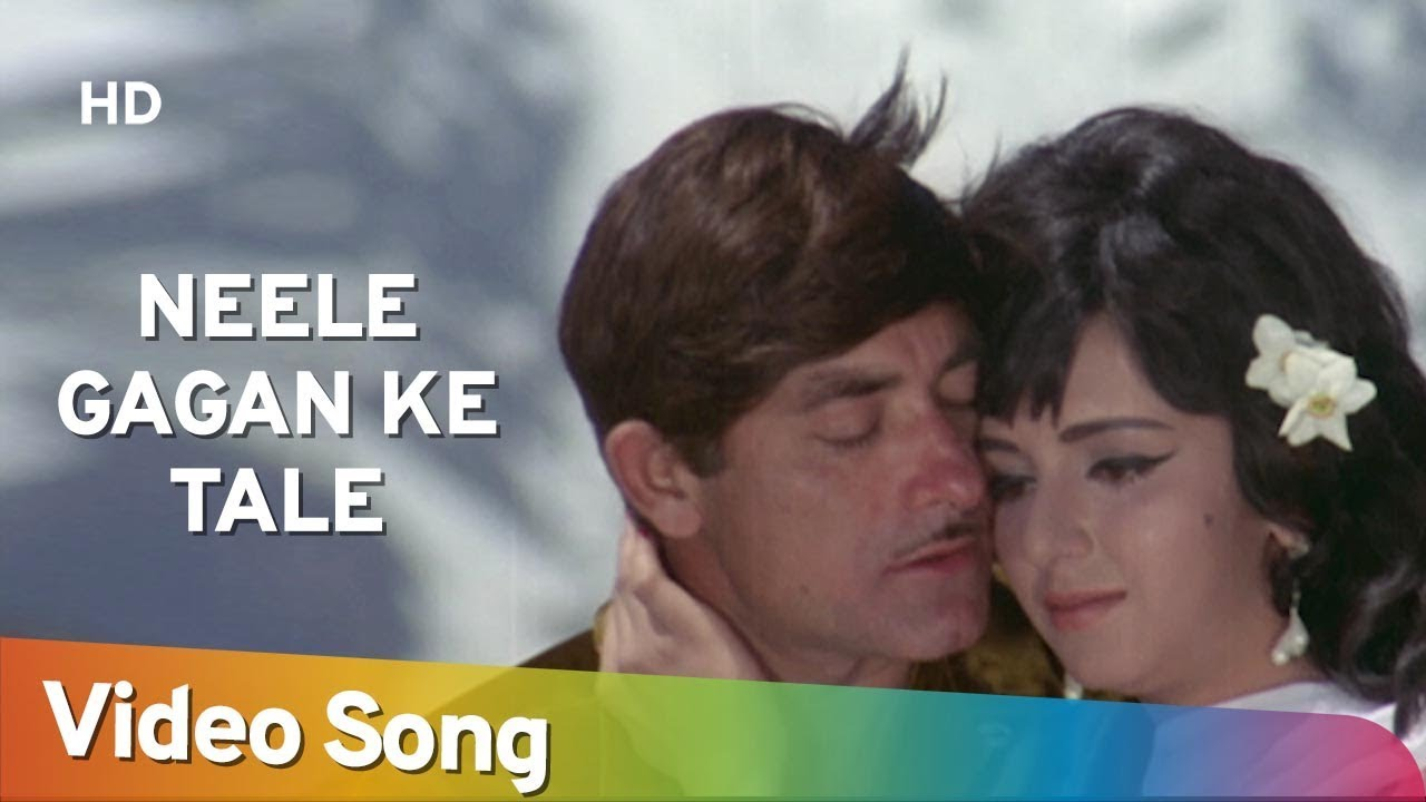 Neele Gagan Ke Tale Lyrics in Hindi
