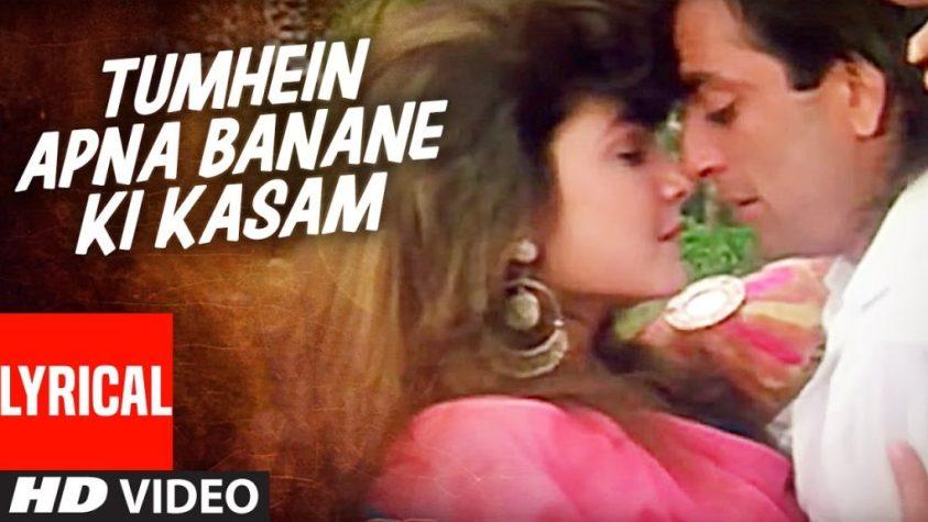 Tumhein Apna Banaane Ki Kasam Khayi Hai lyrics
