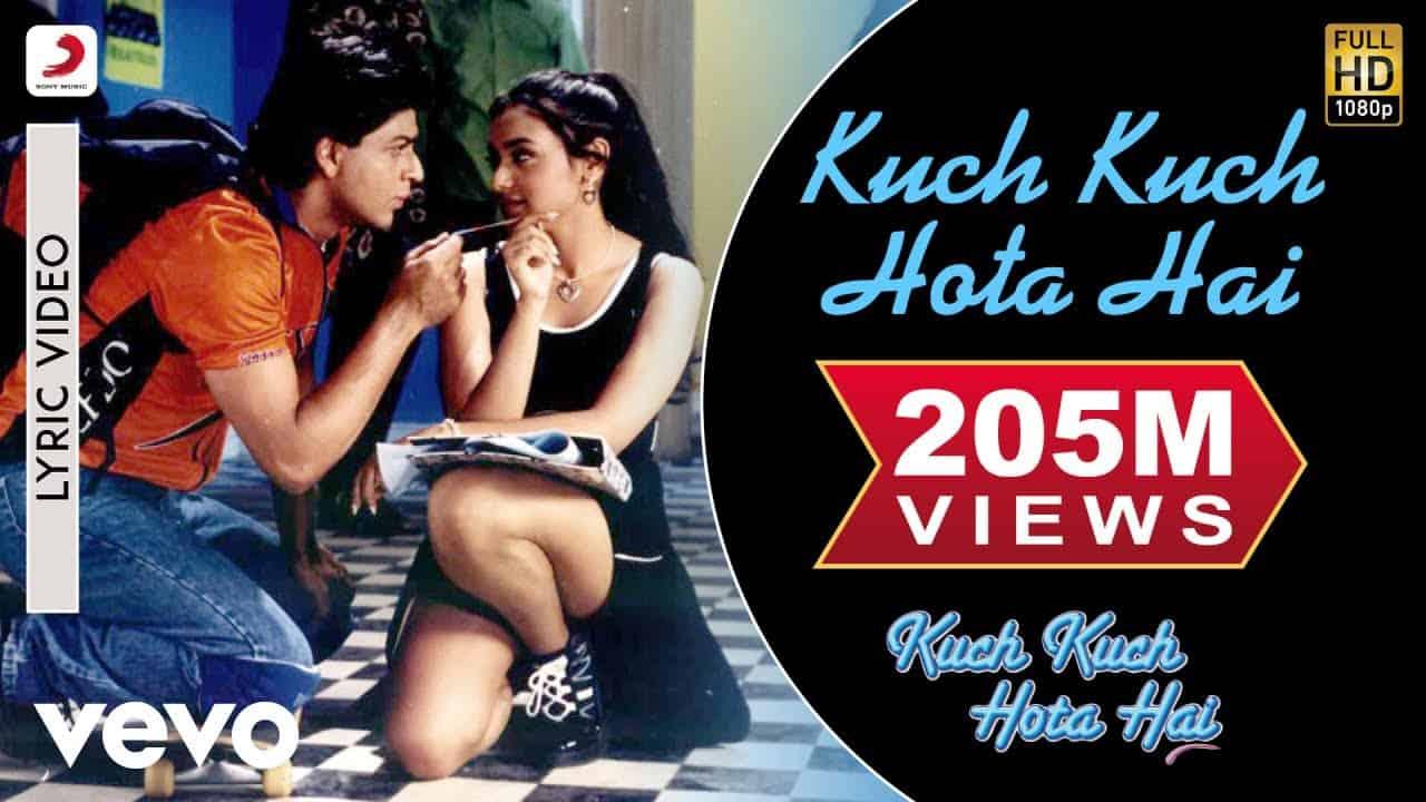 Kuch Kuch Hota Hai Lyrics