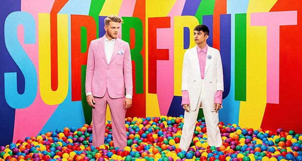 Superfruit - Future Friends