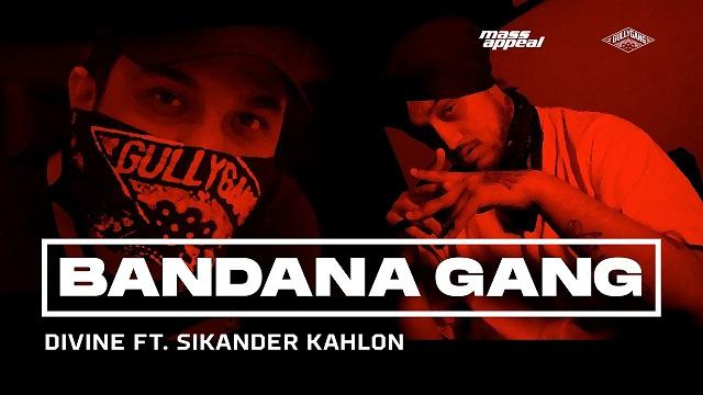 Photo of BANDANA GANG LYRICS – DIVINE Ft. Sikander Kahlon | LyricsGoal