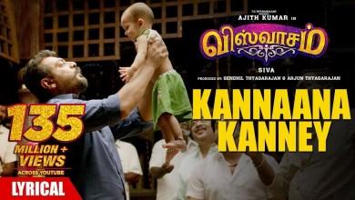 Photo of Kannaana Kanney Lyrics   Viswasam Tamil Movie Songs Lyrics
