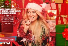 Photo of Rudolph The Red-Nosed Reindeer Lyrics | Meghan Trainor | Jayden, Jenna & Marcus Toney