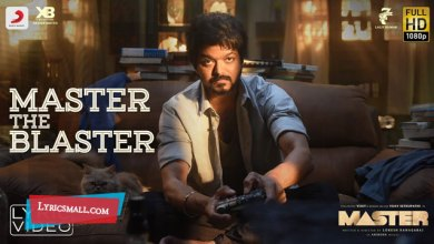 Photo of Master the Blaster Lyrics | Master Movie Songs Lyrics