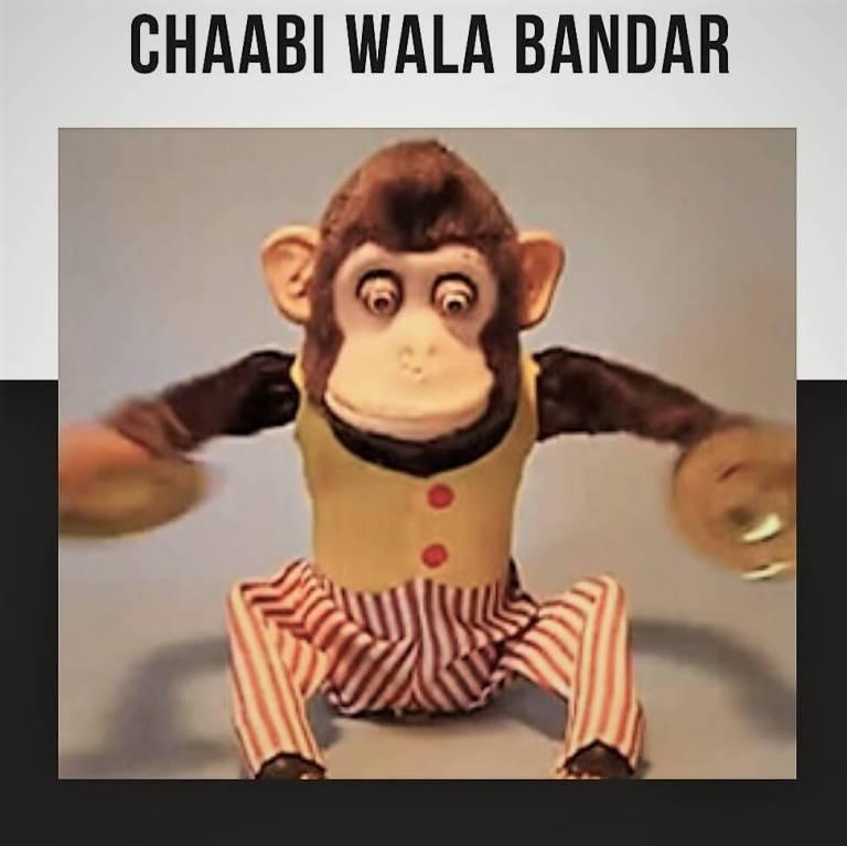 Divine – Chaabi Wala Bandar Lyrics