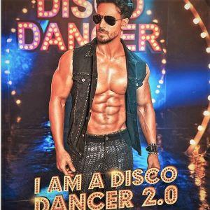 I Am A Disco Dancer 2.0 Lyrics benny dayal
