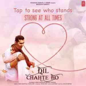 Dil Chahte Ho Lyrics Jubin Nautiyal Payal Dev