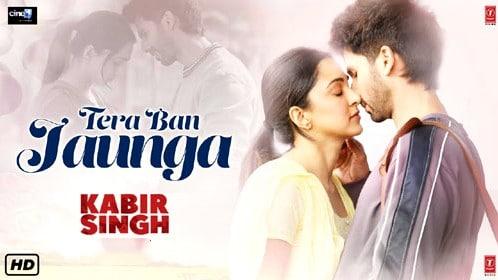 Tera Ban Jaunga Kabir Singh
