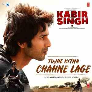 Tujhe Kitna Chahne Lage Hum Lyrics in Hindi Kabir Singh