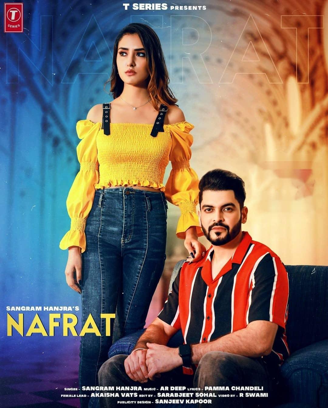Nafrat Song Lyrics