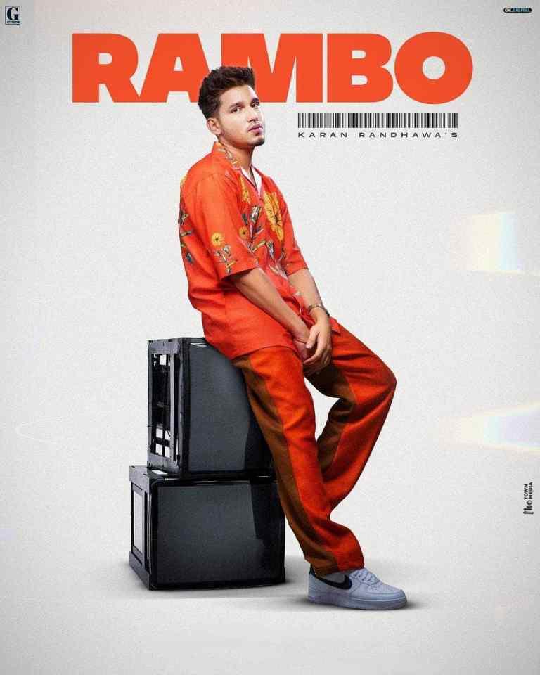 Read more about the article Rambo Lyrics – Karan Randhawa