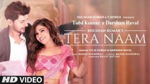 Tera Naam romantic Song Lyrics