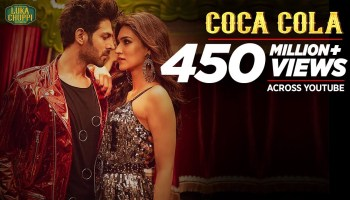 Coca Cola Lyrics - Luka Chuppi | Tony Kakkar, Neha Kakkar, Kartik Aaryan, Kriti Sanon
